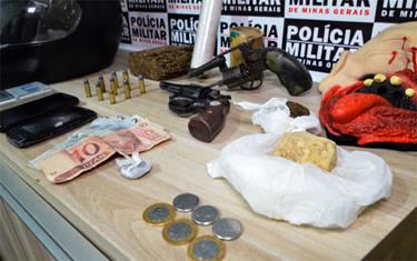 Polícia Militar prende suspeitos de assalto a supermercado