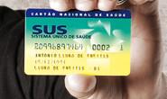 Usuários do SUS serão identificados por cartão