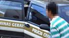 Suspeito de abusar menina sexualmente é preso em Araxá