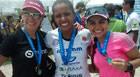 Tamiris Silva é campeã na Copa Brasil Sprint Triathlon