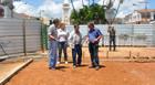 Acia reivindica retirada de tapumes e pede informações sobre obras no Centro