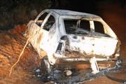 Perícia identifica corpo queimado encontrado há dois meses dentro de táxi