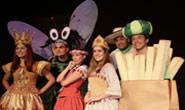 Primeira Mostra de Teatro Infantil encerra o mês das crianças em Araxá
