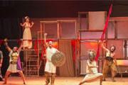 Circo Sesi apresenta 'Ai Meu Zeus! – Os Deuses na Indústria' em Araxá