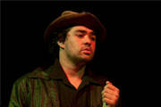 Teatro Municipal recebe a peça 'Versos e Lembranças de um Boêmio'