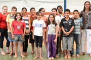 Fundação Acia realiza cursos de teatro em Araxá
