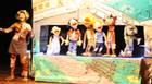 Espetáculo teatral de bonecos atende 7 mil crianças em Araxá
