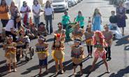 Alunos apresentam peça teatral em comemoração à Semana da Pátria