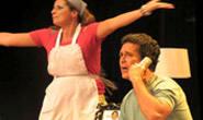 """Campanha Vá ao Teatro apresenta a comédia """"Casa, depois me conta"""""""