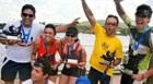 Tendência Outdoor é campeã do Triathlon Cross Rifaina 2012