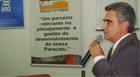Toninho ministra palestra sobre desenvolvimento sustentável em Paracatu
