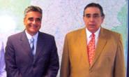 Toninho se reúne com o vice-governador na Cidade Administrativa