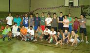 Centro de Formação Julio Dário promove 1º Circuito Interno de Basquete