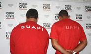 """Polícia Civil apresenta """"cabeças"""" do tráfico de drogas em Araxá"""