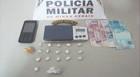 PM prende autor por tráfico de drogas próximo ao Terminal Rodoviário