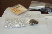 Policial militar flagra tráfico de drogas no São Geraldo