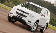 Chevrolet apresenta a Trailblazer