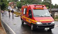 Chuvas causam estragos no Orozino Teixeira