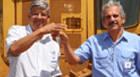 CBMM doa trator para a Prefeitura de Araxá