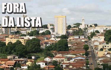 Araxá pode novamente não ser contemplada com o ICMS Turístico
