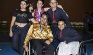 Araxá é destaque no Campeonato Brasileiro de Dança em Cadeira de Rodas