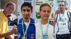 Atletas apoiados pelo Uniaraxá se destacam em competições nacionais