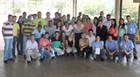 Alunos do Uniaraxá realizam visita técnica à Souza Cruz