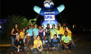 Várias visitas marcam a semana no Uniaraxá