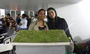 Exposição de projetos na 1ª mostra de Engenharia Civil do Uniaraxá