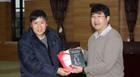 Uniaraxá é representado em missão acadêmica na China