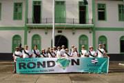 Uniaraxá é selecionado para participar do Projeto Rondon