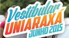 Uniaraxá lança novo curso e abre vagas para o Vestibular Junho/2015