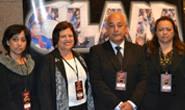 Uniaraxá participa do Encontro Latino-Americano de Líderes
