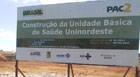 Prefeitura inicia construção da Uninordeste