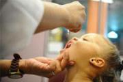 Campanha de vacinação contra a pólio e o sarampo será encerrada nesta semana