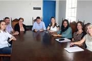 Aracely pleitea parcerias entre a Vale e o comércio local
