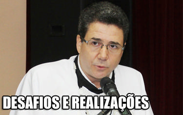 Válter Gomes é reconduzido ao cargo de reitor do Uniaraxá