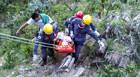 Jovem sofre acidente na cachoeira da Ventania