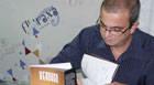 Verdugo, de Renato Zupo, é pré-lançado durante o Festival Literário de Araxá