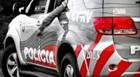 PM prende motociclista e passageiro acusados de agredir homem