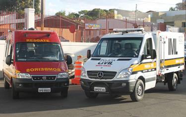 Corpo de Bombeiros e IML recebem novas viaturas do Estado