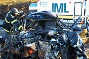 Morador de Araxá morre em acidente na MGC-452