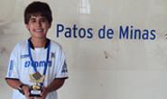 Vítor é 3º lugar geral na 6ª Etapa do Circuito Regional de Xadrez