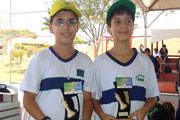 Vítor é vice-campeão brasileiro de Xadrez Escolar 2014
