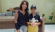 Vítor Amorim conquista título de campeão mineiro de xadrez