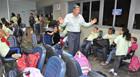 Além do Horizonte: Primeiras crianças decolam rumo às descobertas