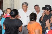 Jeová recebe revindicações de moradores do Serra Morena e São Domingos