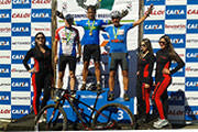 Ciclistas araxaenses voltam de campeonato brasileiro com ótimos resultados