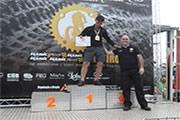 Ciclista araxaense é campeão mineiro de MTB