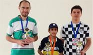 Xadrez araxaense é campeão em Patos de Minas